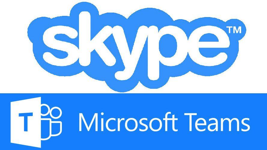 Skype Microsoft Teams - WerkCentrale CV
