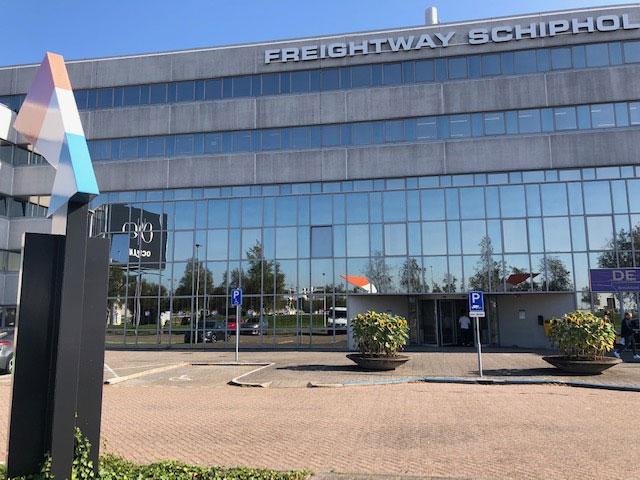 wcn gebouw schiphol - WerkCentrale Nederland