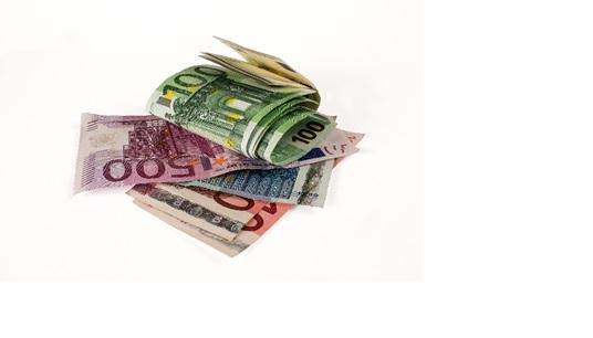 Divers geld -