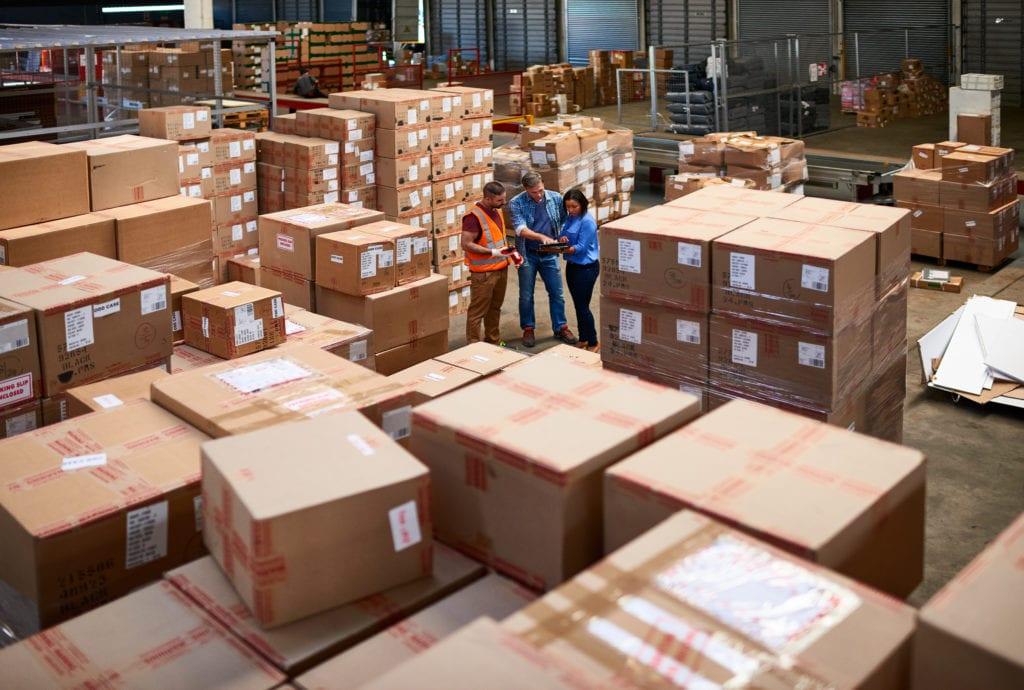Warehouse supervisor 2 - werken op schiphol