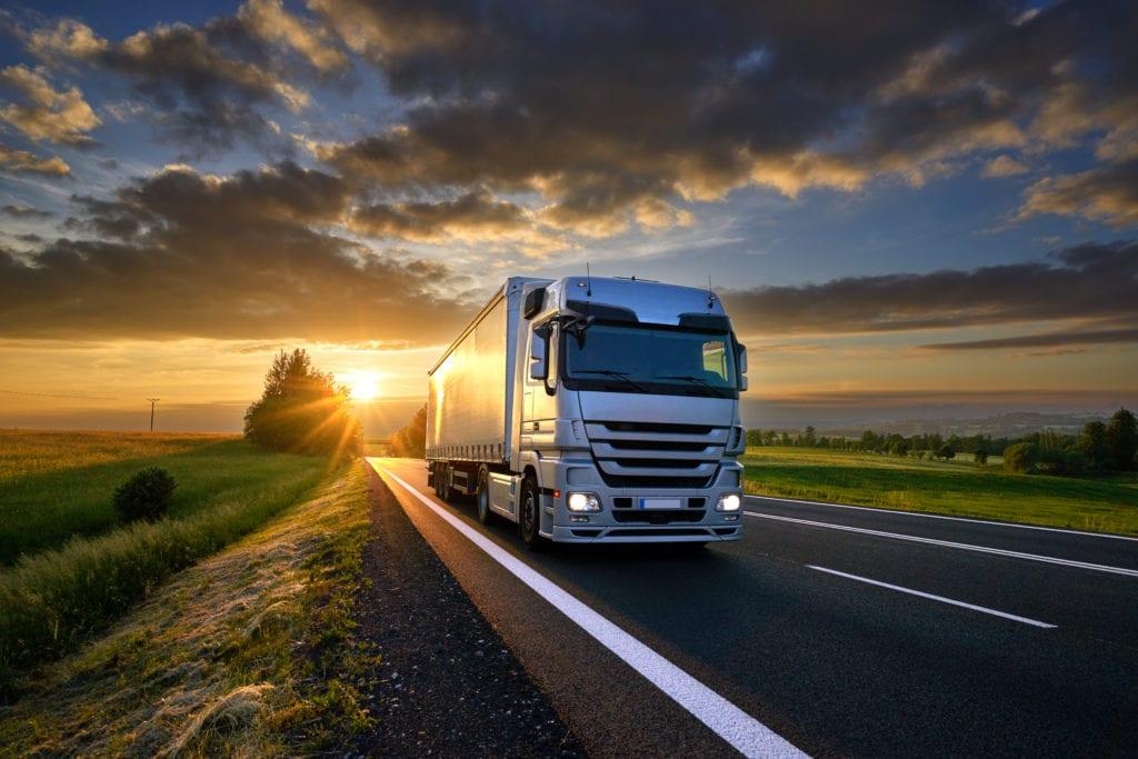 chauffeur vrachtwagen